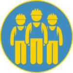 Квалифицированные бригады строителей и отделочников