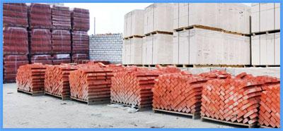 Комплектация строительными материалами
